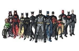 Batman Team